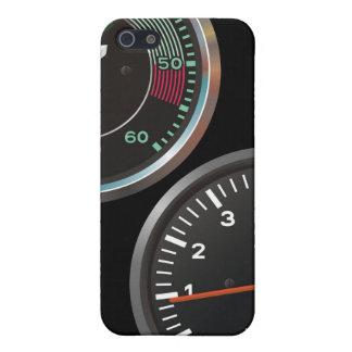 Vintage auto instruments / Classic car gauges iPhone 5/5S Cover