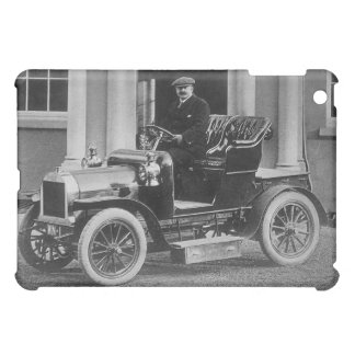 Vintage Automobile and Driver 1907 Classic Car Case For The iPad Mini