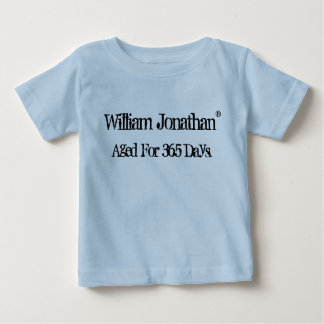 Vintage Baby Birthday T-shirts