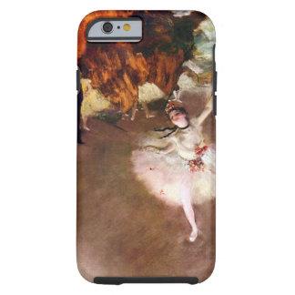 Vintage Ballet Art, Prima Ballerina by Edgar Degas Tough iPhone 6 Case