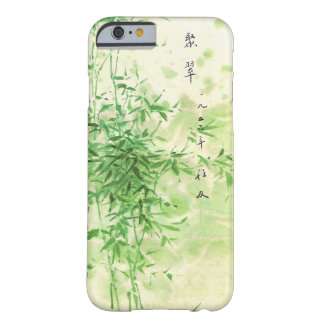 Vintage Bamboo Barely There iPhone 6 Case