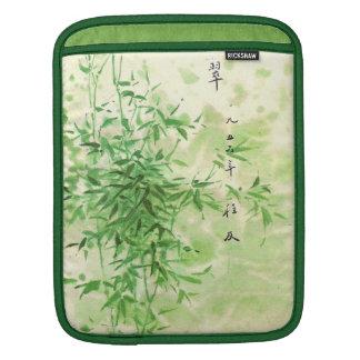 Vintage Bamboo iPad Sleeve