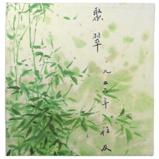 Vintage Bamboo Napkin