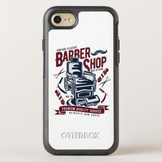 Vintage Barber Shop Otterbox Phone Case