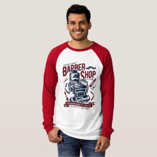 Vintage Barber Shop T-Shirt