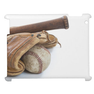 Vintage Baseball and Bat Case For The iPad