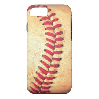 Vintage baseball ball iPhone 7 case