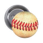 Vintage baseball ball pin