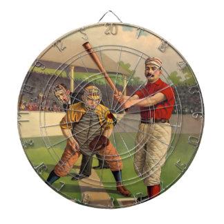 Vintage Baseball Dartboard