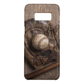Vintage Baseball Equipment Case-Mate Samsung Galaxy S8 Case