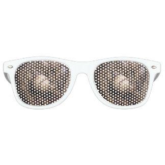 Vintage Baseball Equipment Retro Sunglasses