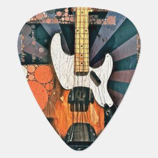 Vintage Bass Guitar Picks Pick