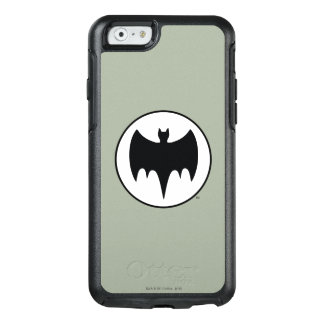 Vintage Bat Symbol OtterBox iPhone 6/6s Case