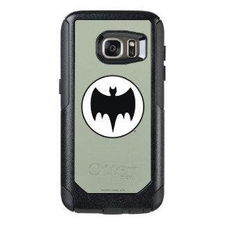 Vintage Bat Symbol OtterBox Samsung Galaxy S7 Case