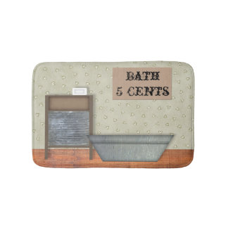 Vintage Bath Bath Mat