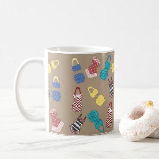 Vintage Bathers Coffee Mug