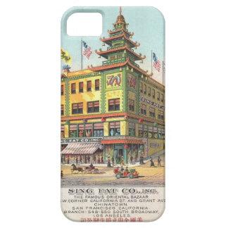 Vintage Bazaar Postcard Phone Case