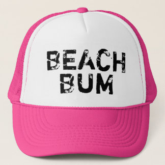 Vintage Beach Bum trucket hat for summer