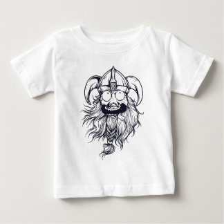 vintage bearded human baby T-Shirt