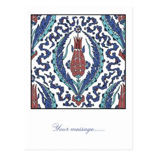 Vintage Beautiful Turkish Tulip Postcards