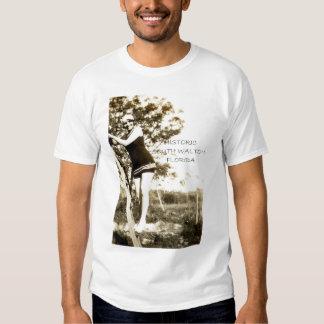 Vintage beauty in South Walton, Florida Tshirts