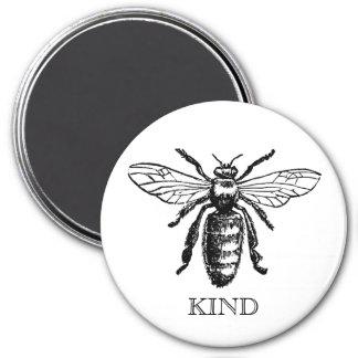 Vintage Bee Be Kind Magnet