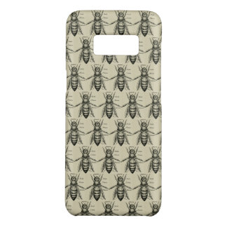 Vintage Bee Illustration Case-Mate Samsung Galaxy S8 Case