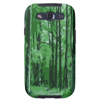 Vintage Beech forest - wonderland samsung galaxy Samsung Galaxy S3 Case