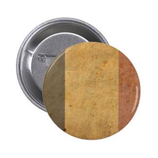 Vintage Belgium Flag Buttons