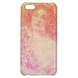 Vintage,belle époque,beautiful lady,victorian,chic iPhone 5C cover