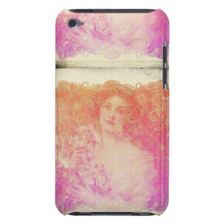 Vintage,belle époque,beautiful lady,victorian,chic iPod touch cover
