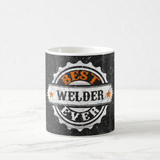 Vintage Best Welder Coffee Mug