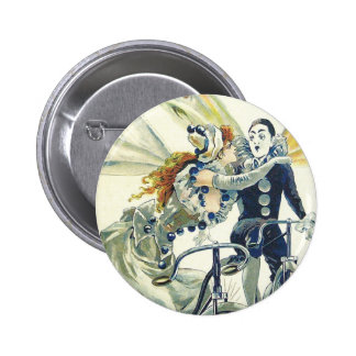 Vintage Bicycle Advertisement - Cycling Buttons
