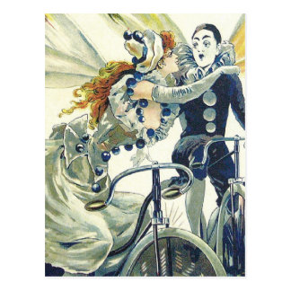 Vintage Bicycle Advertisement - Cycling Postcard