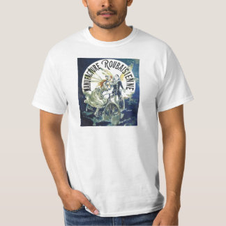 Vintage Bicycle Advertisement - Cycling T-Shirt
