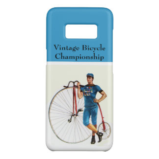 Vintage Bicycle Championship Case-Mate Samsung Galaxy S8 Case