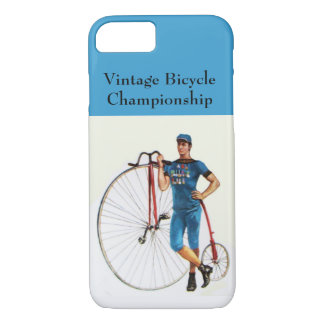 Vintage Bicycle Championship iPhone 7 Case