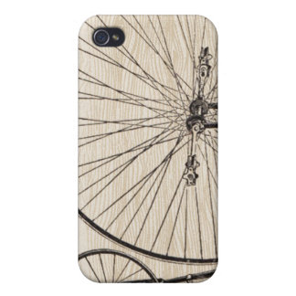 Vintage Bicycle iPhone Cover iPhone 4 Covers