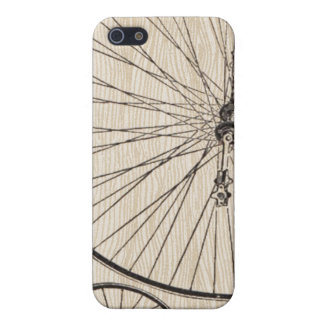 Vintage Bicycle iPhone Cover iPhone 5 Covers