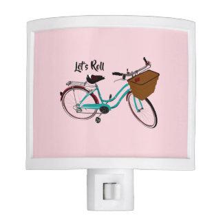 Vintage Bicycle...let's roll. Nite Lites