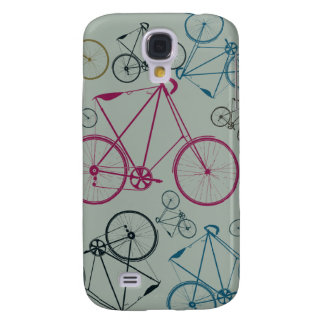 Vintage Bicycle Pattern Gifts for Cyclists