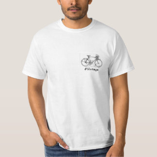 Vintage Bicycle shirt