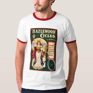 Vintage Bicycle Shirt:  Hazlewood Cycles T-Shirt