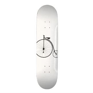 Vintage Bike Custom Skate Board