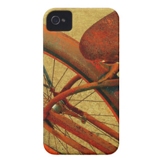 Vintage Bike II Case-Mate iPhone 4 Cases