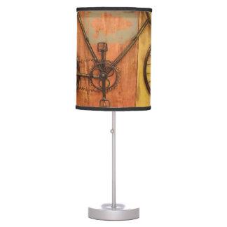 Vintage Bike Table Lamp