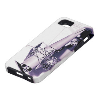 Vintage Biplane Aviator iPhone 5 Covers