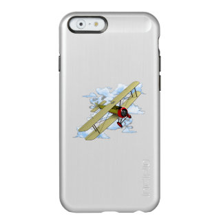 Vintage Biplane Flying Incipio Feather® Shine iPhone 6 Case