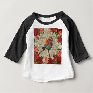 Vintage bird baby T-Shirt