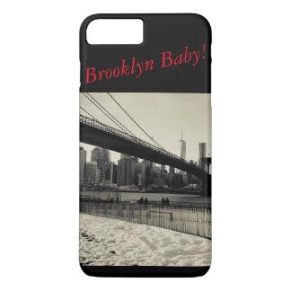 Vintage, black and white, iphone 7 plus iPhone 8 plus/7 plus case